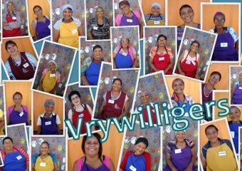 Field workers & volunteers